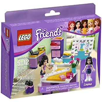 LEGO Friends Emmas Design Studio 3936