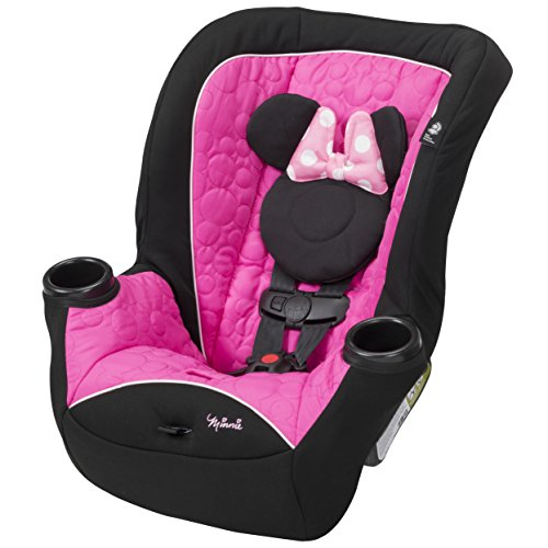 Disney Baby Apt 50 Convertible Car Seat, Mouseketeer Minnie (Front Facing Baby Car Seats)
