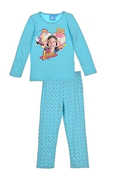 SOY LUNA - Pijama - para niña Azul azul 6 años