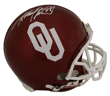 Amazon.com  Adrian Peterson Autographed Oklahoma Sooners Proline ... 7288ed6f3