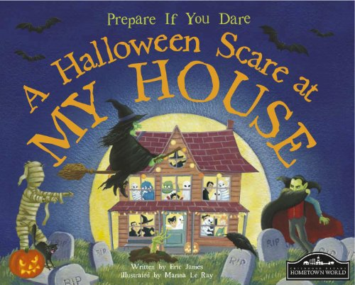 A Halloween Scare at My House -