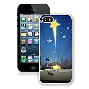 Case For Samsung Galaxy S3 i9300 Cover Merry Christmas Bright Stars White Case For Samsung Galaxy S3 i9300 Cover Protective Case