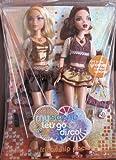 Barbie My Scene KENNEDY & CHELSEA Let's Go Disco! 2 DOLL Friendship Pack (2006 Mattel Canada)