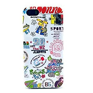 SHOUJIKE A Variety of Pattern TPU Soft Case for iPhone 5/5S