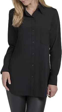 Lyssé Women's Schiffer Button Down Shirt