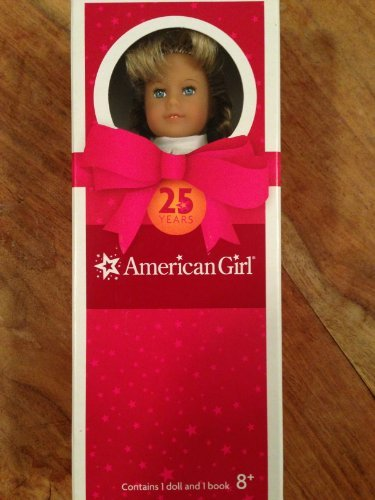 American Girl 25th Anniversary Kirsten Mini Doll and Book, Baby & Kids Zone