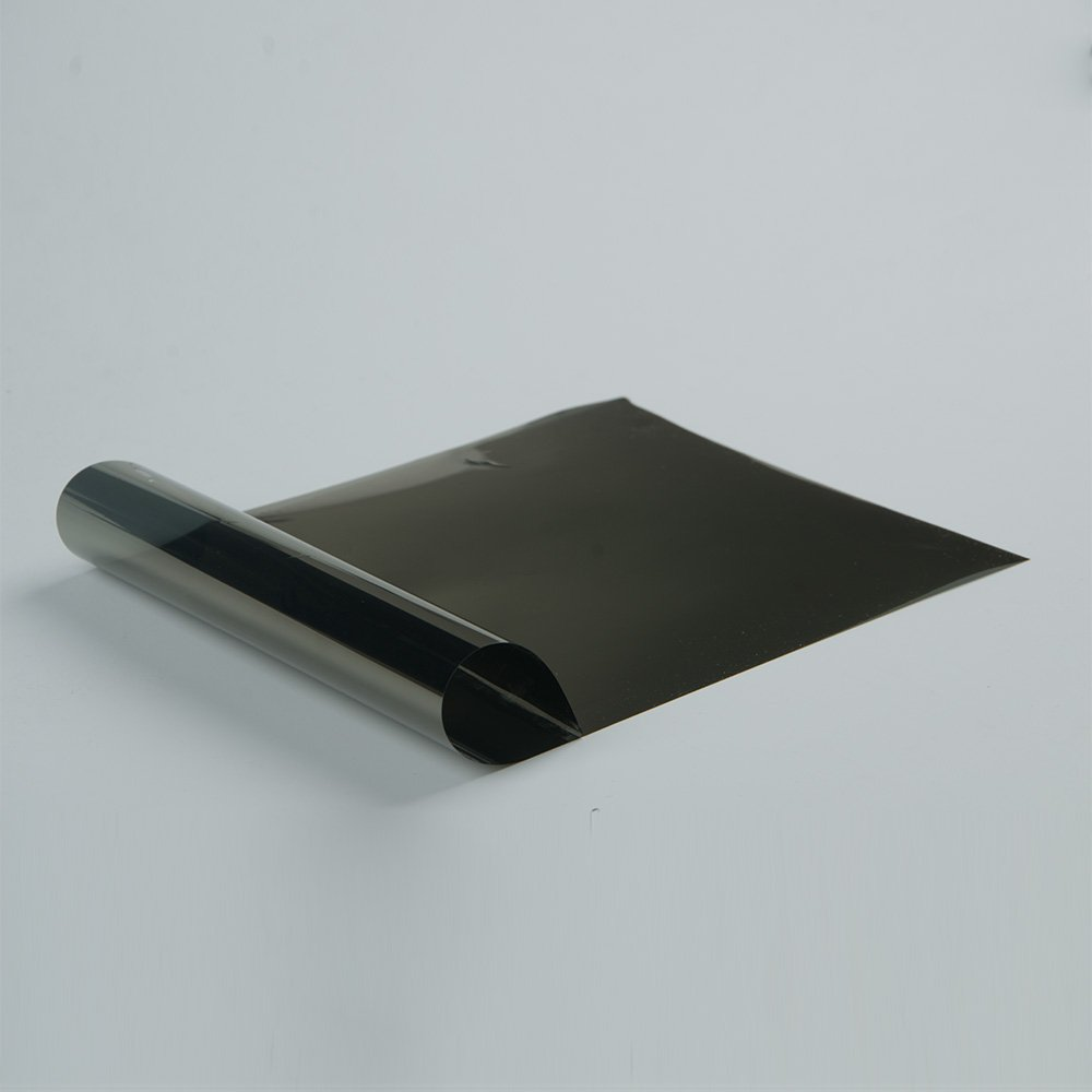 HOHO Auto Car 3 layers Glue Tinted Solar Tint VLT 10% Mirror Reflective Window Glass Film(50CMX3000CM)