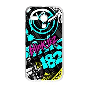 Motorola Moto G Phone Case Cover Blink 182 ( by one free one ) B65814