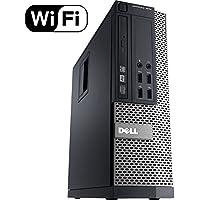 Dell OptiPlex 7010 SFF Desktop PC - Intel Core i3-3220 3.3GHz 8GB 1.0TB DVD Windows 10 Pro (Certified Refurbished)