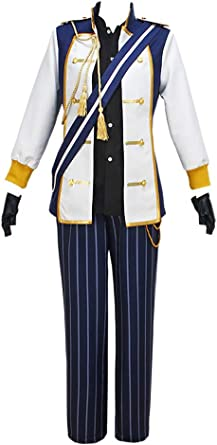 Cosonsen The Ensemble Stars Sakuma Ritsu Knights Cosplay Costume Suit New