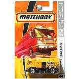 Matchbox City Action Street Sweeper Sheffer Orange Yellow #44