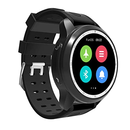 HUIGE Reloj de Pulsera SmartWatch Impermeable con Pantalla ...