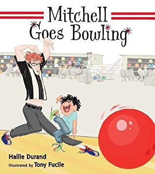 book cover of Mitchell Goes Bowling