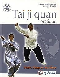 TAI-JI-QUAN PRATIQUE - Styles Yang et Tui-shou