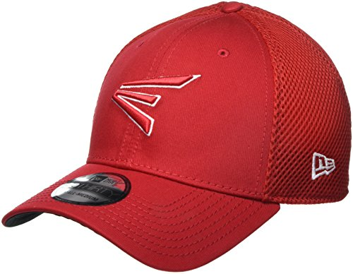 Easton Unisex Easton M7 Screamin' E Team Air Mesh Hat, Red, - Easton Stores