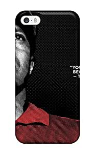 Hot Tiger Woods Durable Iphone 5/5s Tpu Flexible Soft Case
