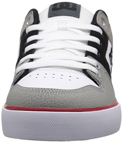 hombre DC Zapatillas Shoes Negro Y Gris para PURE SHOE M wp4Y7aqp