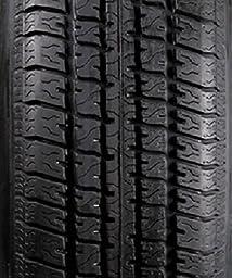 Carlisle Radial Trail RH Trailer Tire - ST225/75R15 E 10 Ply