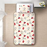 Baby Tommy 2 – SoulBedroom 100% Cotton Bed Set (Duvet Cover 39''x 55'' cm & Pillow Case 15''x 23'' cm)