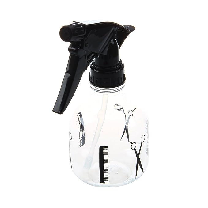 TOOGOO(R) 200ml botella de soplado de Spray de plastico de peluqueria puede plantar flor de agua rociador: Amazon.es: Salud y cuidado personal