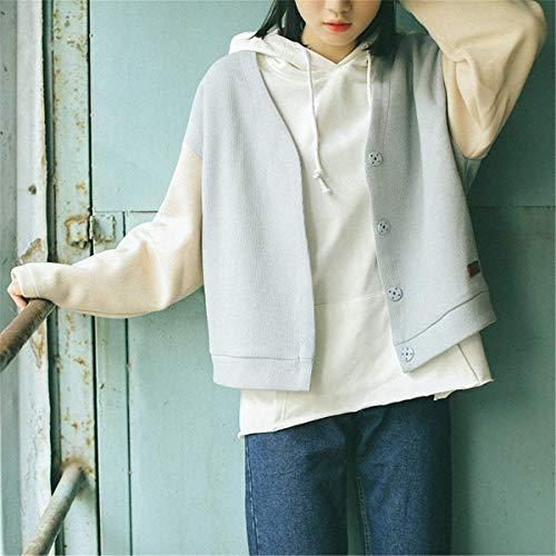 BIRAN M Automne Femme Printemps Fashion Blouson Couleurs PwSarPq