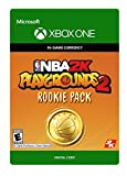 NBA 2K Playgrounds 2 Rookie Pack 3,000 VC Xbox One [Digital Code]