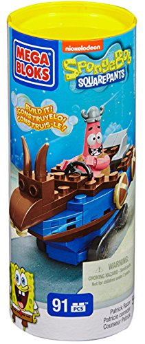Mega Bloks SpongeBob - Patrick Racer