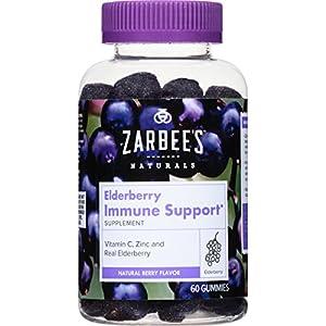 51 t44HrhTL. AA300  - Sambucus Elderberry Gummies Natural Dietary supplements, 60 Rely