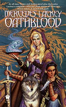 Oathblood by Mercedes Lackey science fiction and fantasy book and audiobook reviews