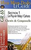 Miam-miam-dodo 2017 section 1 (Le Puy-en-Velay/Cahors)