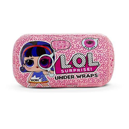 L.O.L. Surprise Under Wraps...