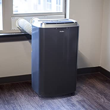 Avallon 14,000 BTU Dual Hose Portable Air Conditioner and Heater No draining required