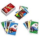 Disney / Pixar CARS 2 Movie UNO Card Game