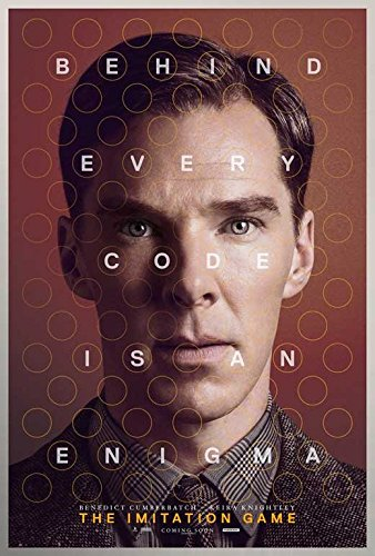 The Imitation Game 11 x 17 Movie Poster
