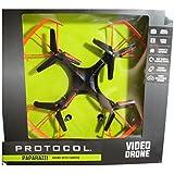 Protocol Paparazzi Quadcopter Drone with Camera