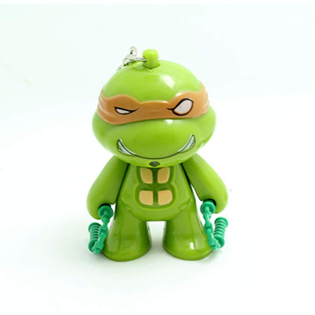 Family Homes Llavero de Tortugas Ninja Mutantes para ...