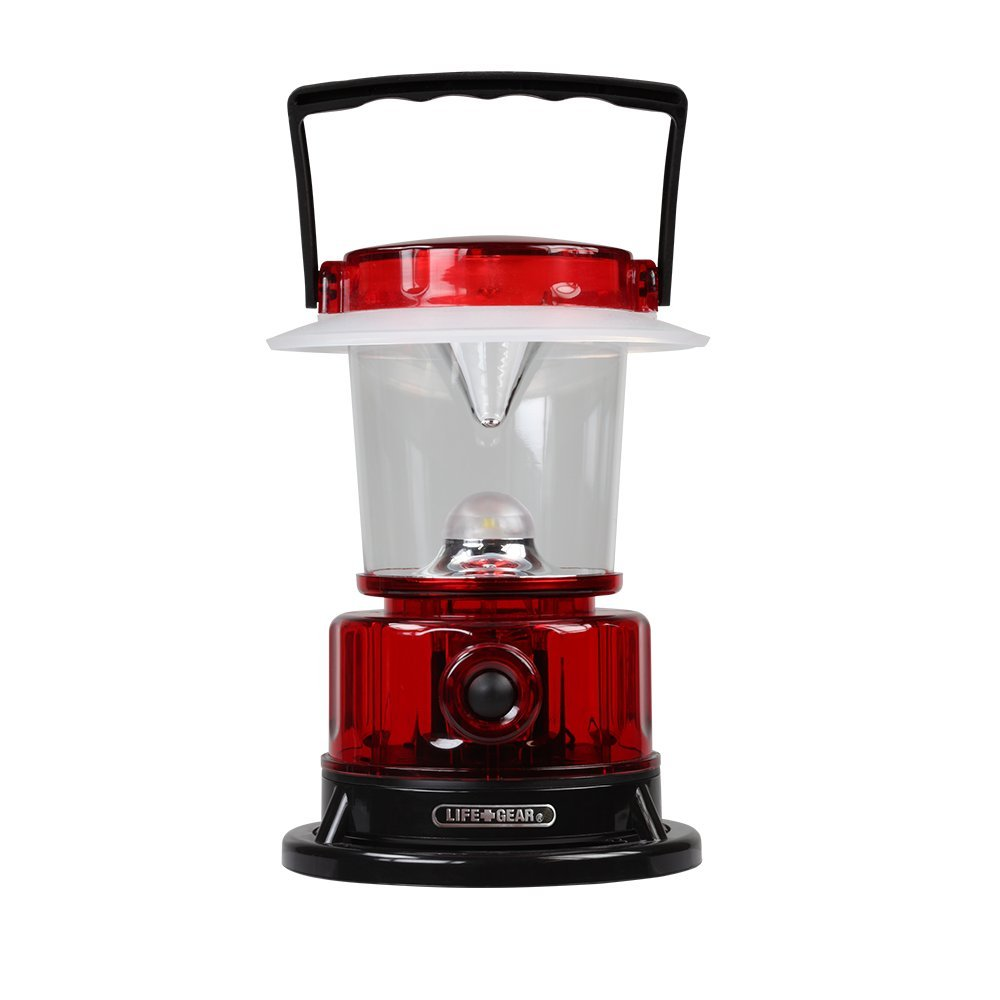 Life Gear Portable Outdoor LED Camping Lantern | Bright Lantern for Camping, Backpacking, Emergency Signaling by Life Gear