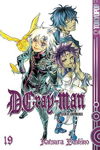 D. Gray Man 19