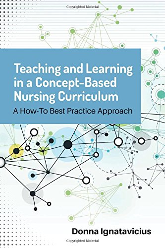 Teaching and Learning in a Concept-Based Nursing Curriculum: A How-To Best Practice Approach by Jones & Bartlett Learning