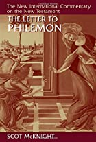 The Letter to Philemon (The New International Commentary on the New Testament)