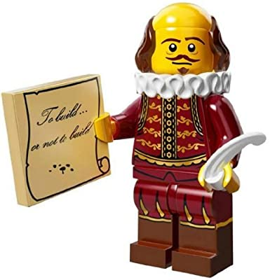 LEGO Minifigure Collection LEGO Movie Series William Shakespeare
