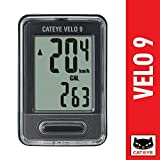 CatEye Velo 9 Wired Bike Computer