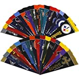 "NFL Mini Pennants Complete Set All 32 Teams (4"" X 9"" Size)"