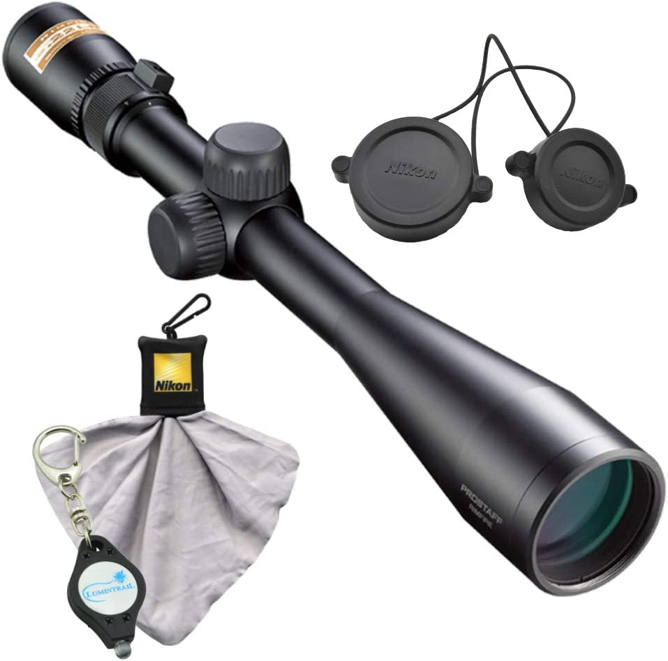 Amazon.com: Nikon Prostaff Rimfire II 4-12X40 Scope BDC 150 ...