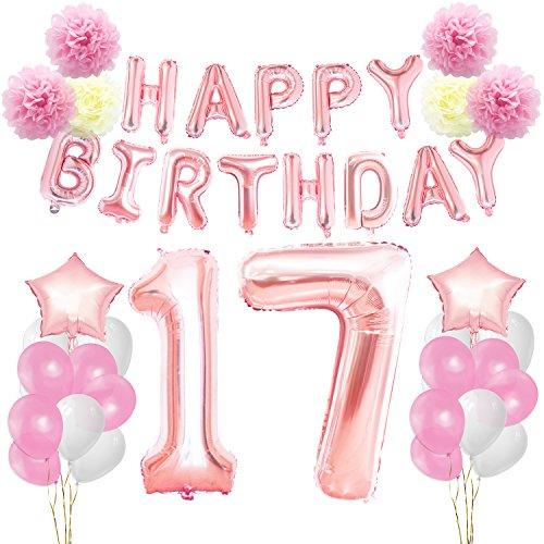 Happy Birthday 17th Der Beste Preis Amazon In Savemoneyes