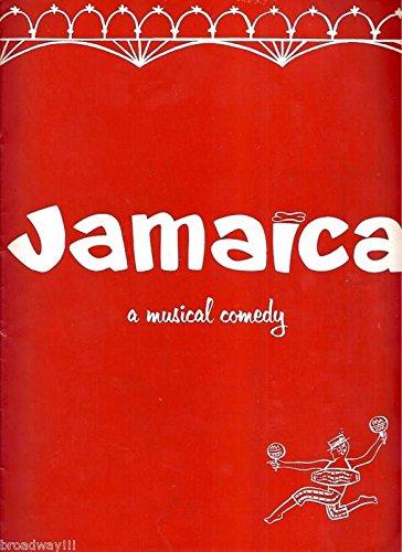 "Lena Horne""JAMAICA"" Ricardo Montalban/Harold Arlen 1957 Broadway Souvenir Program"