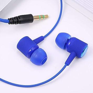 Gamogo K9 3.5mm Auriculares intrauditivos MP3 Auriculares ...