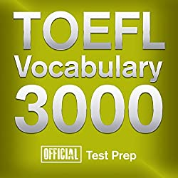 Official TOEFL Vocabulary 3000