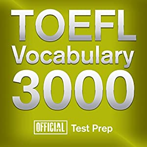 Official TOEFL Vocabulary 3000 Audiobook