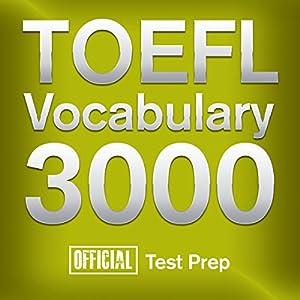 Official TOEFL Vocabulary 3000 Audiobook